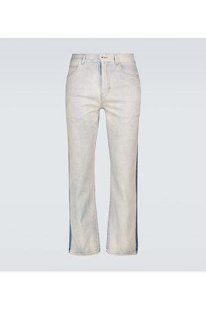 Loewe Paula's Ibiza cropped denim pants