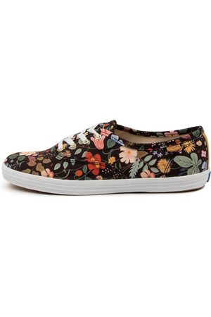KEDS Women Casual Shoes - Champion Rifle Paperco Ke Strawberry Sneakers Womens Shoes Casual Casual Sneakers