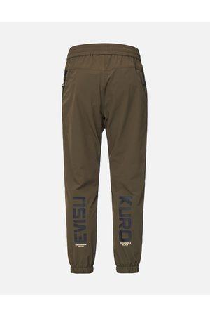 Evisu Men Skinny Pants - Zip Pocket Slim Fit Sport Pants