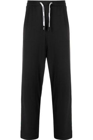 DUOltd Stripe detail long jogging pants