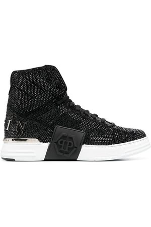 Philipp Plein Men Sneakers - Money Kicks crystal-embellished sneakers