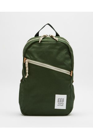 TOPO Backpacks - Light Pack Canvas - Backpacks (Forest Canvas) Light Pack Canvas