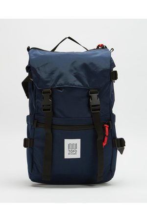 TOPO Backpacks - Rover Pack Classic - Backpacks (Navy ) Rover Pack Classic