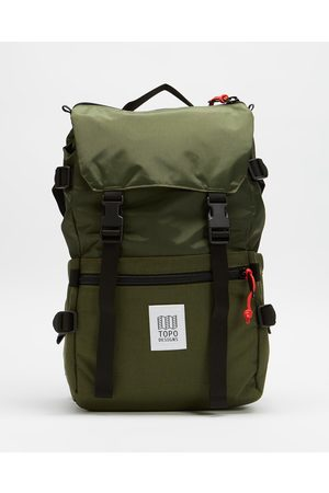 TOPO Backpacks - Rover Pack Classic - Backpacks (Olive) Rover Pack Classic