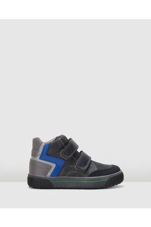 Pablosky Boys Boots - Zig Zag Boots - Boots (Navy/ ) Zig Zag Boots