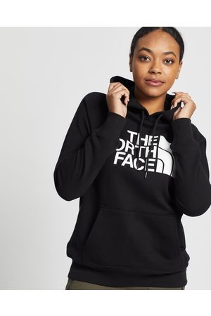 The North Face Women Hoodies - Half Dome Pullover Hoodie - Hoodies (TNF ) Half Dome Pullover Hoodie
