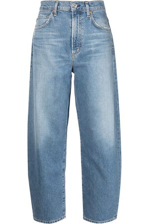 Citizens of Humanity Women Boyfriend - High rise curved jeans
