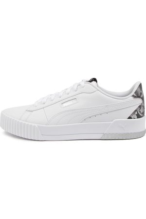 PUMA Women Casual Shoes - 375960 Carina Crew Untamed Pm Sneakers Womens Shoes Casual Casual Sneakers