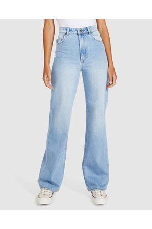 Rollas Women Jeans - Heidi Jeans Old Stone