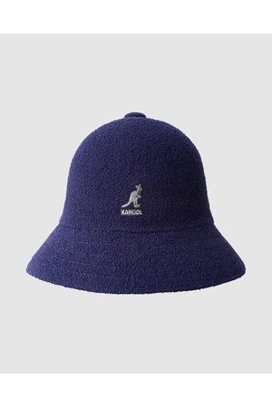 Kangol Bermuda Casual Bucket Hat Navy