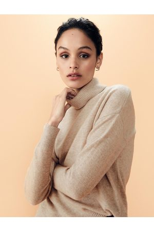 Forever New Women Sweaters - Kendall Pure Cashmere Sweater
