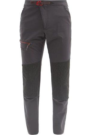 Klättermusen Men Sports Pants - Mithril Technical-shell Climbing Trousers - Mens