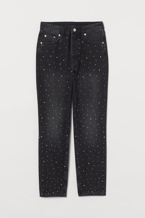 H&M Women Jeans - Mom High Ankle Jeans