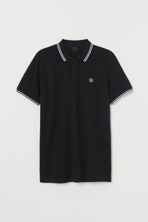 H&M Men Polo Shirts - Polo Shirt