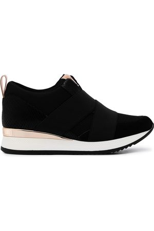 Carvela Women Sneakers - Elasticated strap low-top sneakers