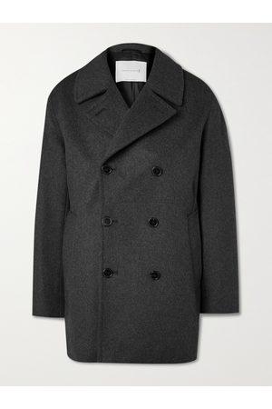 MACKINTOSH Men Coats - Dalton Wool and Cashmere-Blend Peacoat