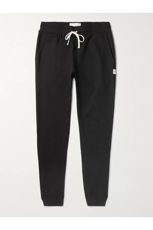 Reigning Champ Men Joggers - Slim-Fit Loopback Cotton-Jersey Sweatpants