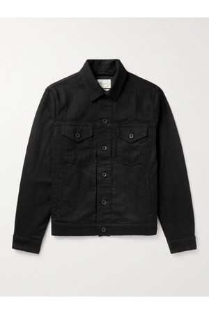 RAG & BONE Men Denim Jackets - Definitive Denim Jacket
