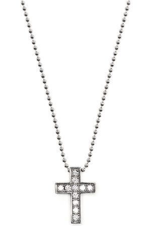 Dsquared2 Men Necklaces - Crystal cross necklace