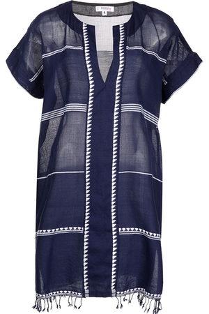 Lemlem Women Tunic Dresses - Neela cotton kaftan dress