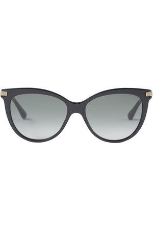 Jimmy Choo Eyewear Women Sunglasses - Axelle cat-eye sunglasses