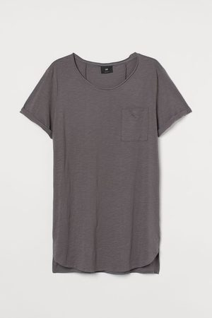 H&M Men Short Sleeve - Long Tee