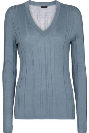 Joseph Women Sweaters - Merino wool-blend sweater
