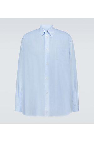 UNDERCOVER Men Long sleeves - Oversized long-sleeved shirt