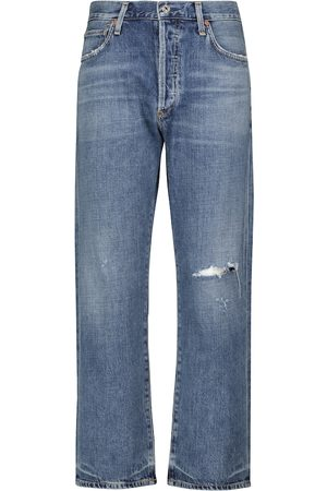 Citizens of Humanity Emery cropped straight-leg jeans