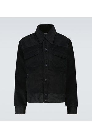 WINNIE N.Y.C Corduroy bomber jacket