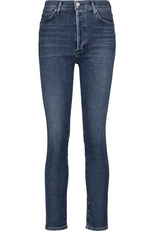 Citizens of Humanity Women Boyfriend - Olivia high-rise slim jeans