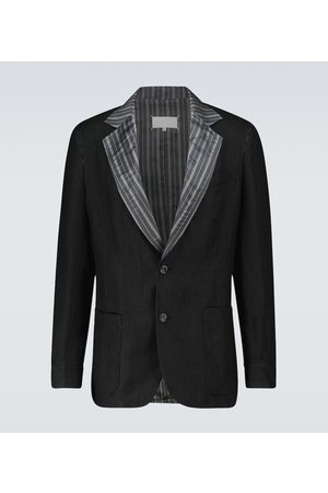 Maison Margiela Men Blazers - Single-breasted blazer