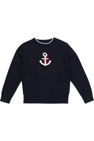 Rachel Riley Boys Sweaters - Cotton sweater