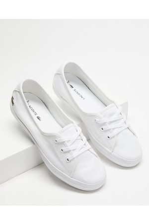 Lacoste Ziane Chunky BL Canvas Sneakers - Sneakers Ziane Chunky BL Canvas Sneakers