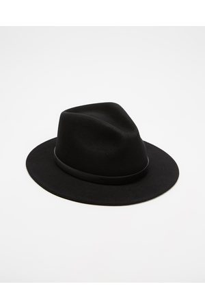Brixton Hats - Adjustable Messer Fedora - Hats Adjustable Messer Fedora