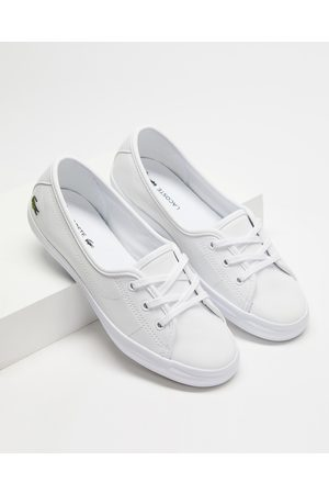 Lacoste Ziane Chunky BL Leather Sneakers - Sneakers Ziane Chunky BL Leather Sneakers