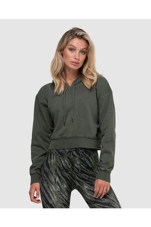 L'Urv Back To Nature Sweat - Hoodies Back To Nature Sweat