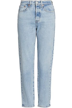 Levi's Women Boyfriend - Wedgie Icon High-Rise Tapered Jeans