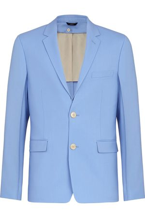 Fendi Detachable lapel tailored jacket