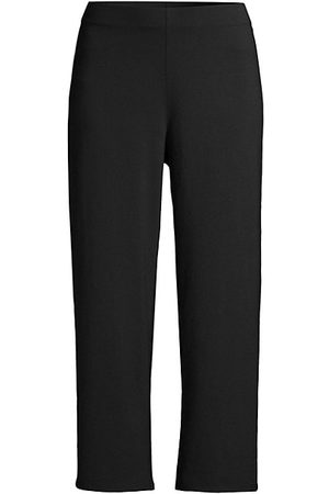 Eileen Fisher Women Culottes - Cropped Straight Pants