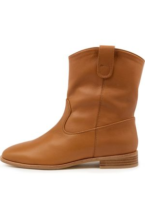 Sol Sana Matteo Boot Ss Toffee Boots Womens Shoes Casual Ankle Boots