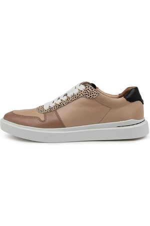 EOS Women Casual Shoes - Umina Eo Ecru Multi Sneakers Womens Shoes Casual Casual Sneakers