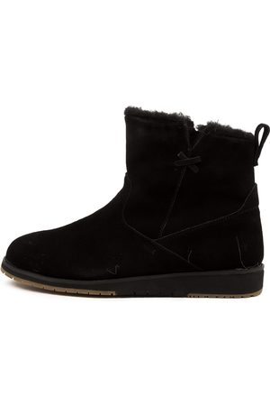 Emu Women Ankle Boots - Beach Mini Boots Womens Shoes Comfort Ankle Boots