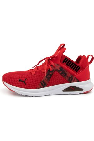PUMA Men Sneakers - 195059 Enzo 2 Graphic Pm Sneakers Mens Shoes Active Active Sneakers