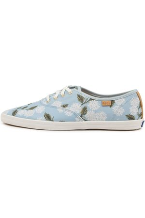 Keds Vintage Champion Rifle Prco Ke Hydrangea Sneakers Womens Shoes Casual Casual Sneakers