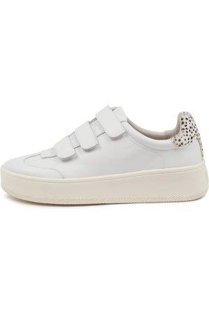 NUDE Women Casual Shoes - Emma Nu Tiny Spot Sneakers Womens Shoes Casual Casual Sneakers