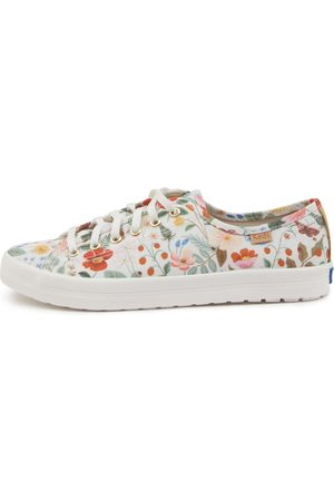 Keds Women Casual Shoes - Kickstart Trx Rifle Paperco Ke Strawberry Sneakers Womens Shoes Casual Casual Sneakers