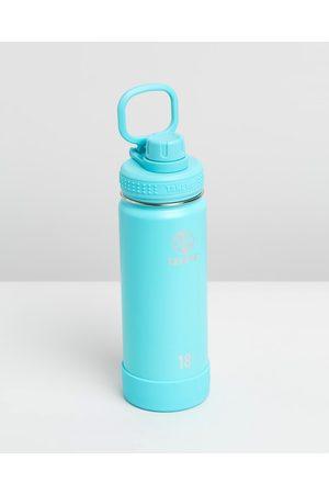 Takeya 530ml Insulated Stainless Steel Bottle (18oz) - Water Bottles (Teal) 530ml Insulated Stainless Steel Bottle (18oz)