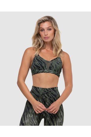 L'Urv Into The Woods Bralette - Crop Tops Into The Woods Bralette