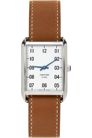 TOM FORD & Leather 001 Watch
